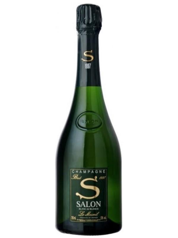 Champagne Salon cuvée S Le Mesnil  1997