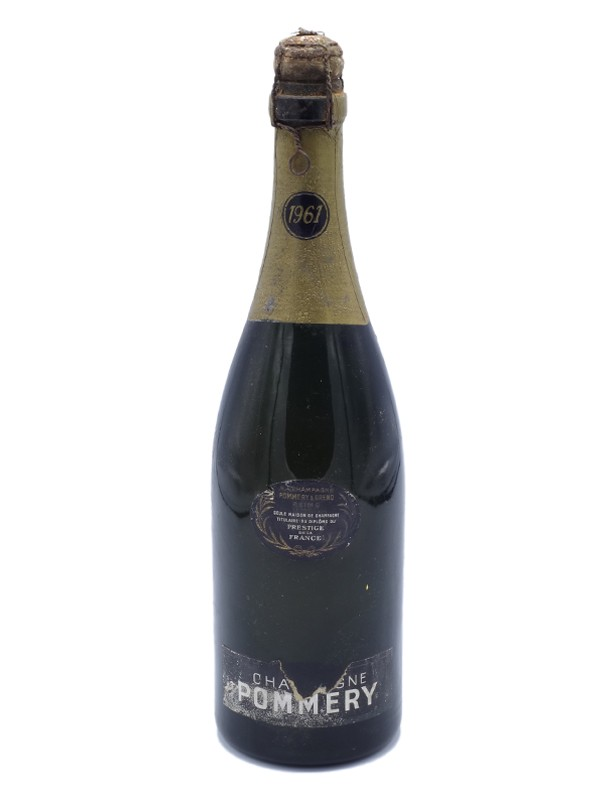 Champagne Pommery 1961
