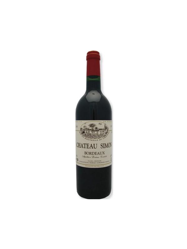 Simon Bordeaux rouge 2015