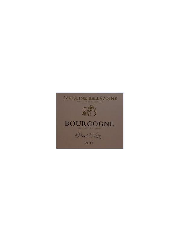 Bourgogne Pinot Noir Caroline Bellavoine 2017