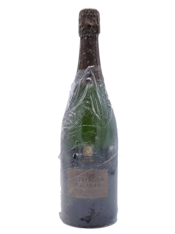 Champagne Bollinger 1996 RD