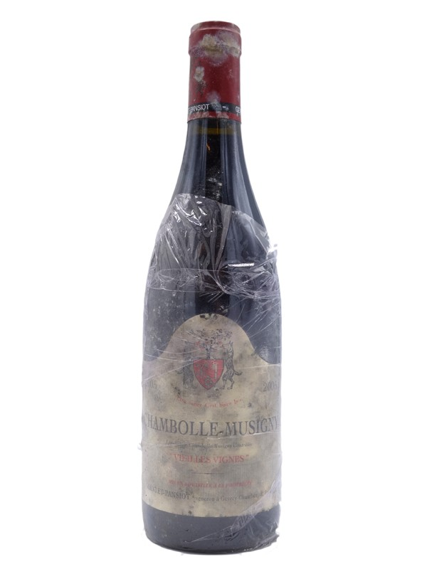 geantet pansiot vieilles vigne chambolle musigny 2005