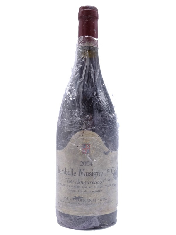 chambolle musigny Les Amoureuses 2004 Groffier