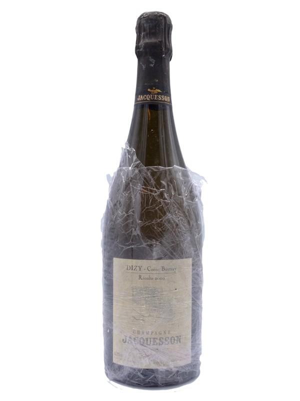 jacquesson dizy corne bautray brut champagne  récolte 2000