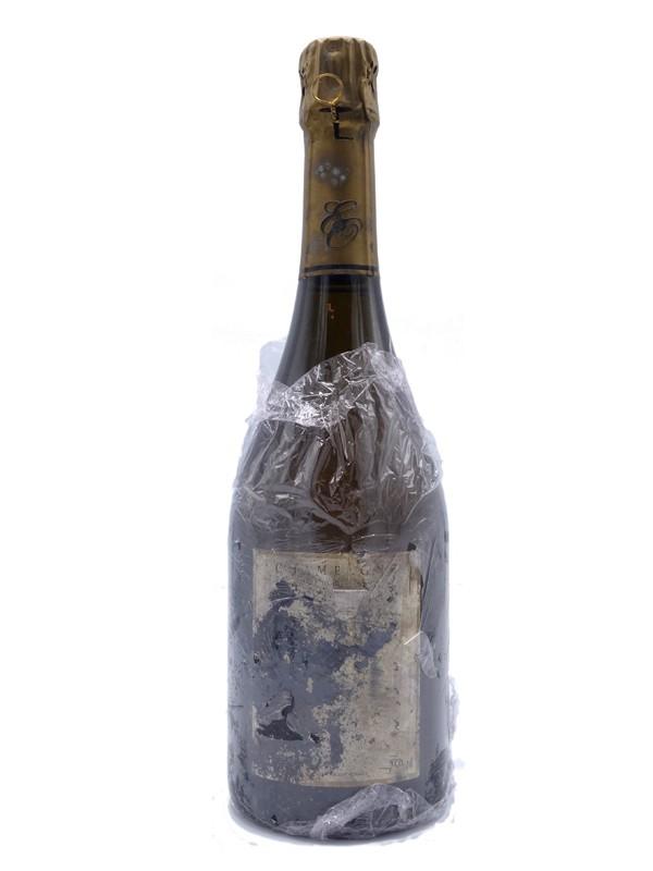Champagne  Egly Ouriet VP vieillissement prolongé  72 mois