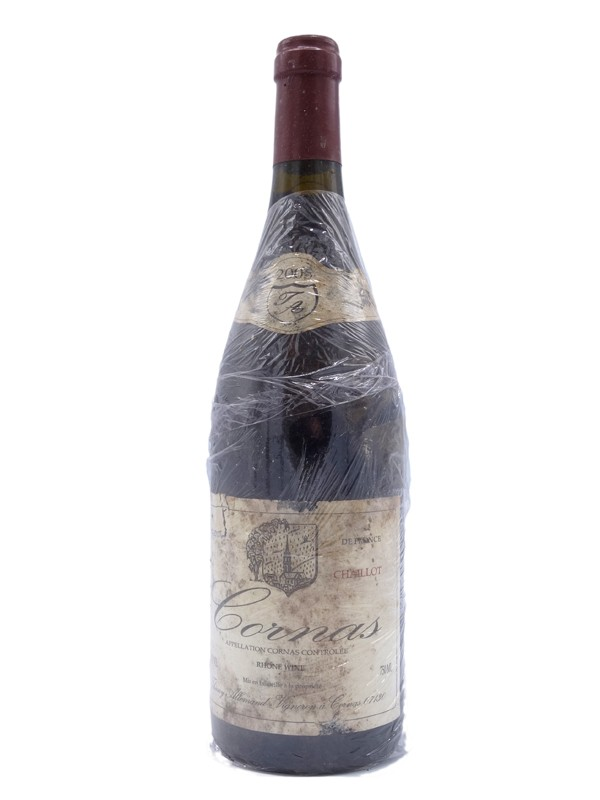 Cornas Chaillots Thierry Allemand 2005