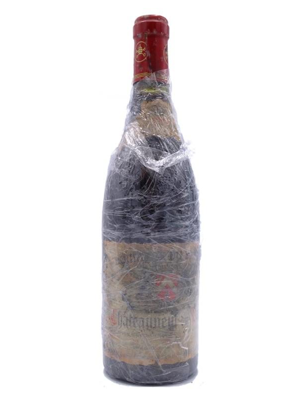 Chateauneuf du pape Pegau 1999