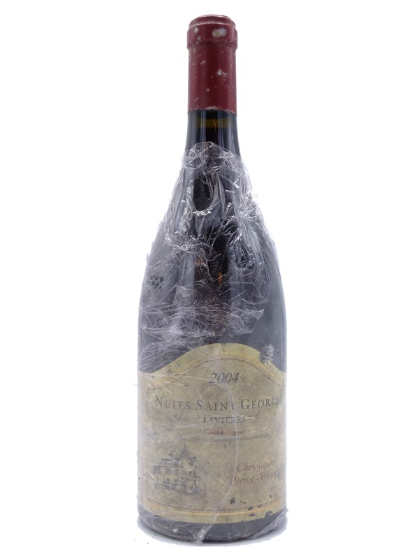 Nuits St George Lavieres Perrot Minot 2004