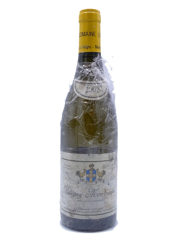 Puligny Montrachet 2002  Anne Claude Leflaive