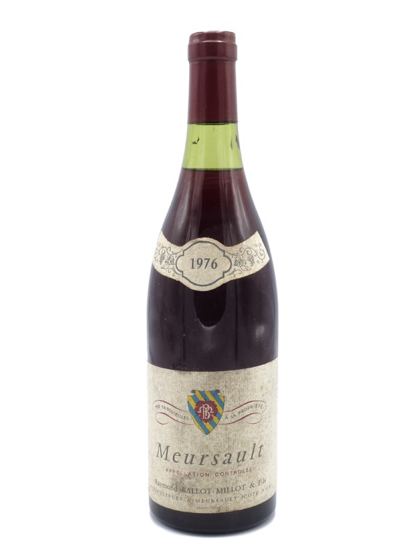 Meursault rouge 1976
