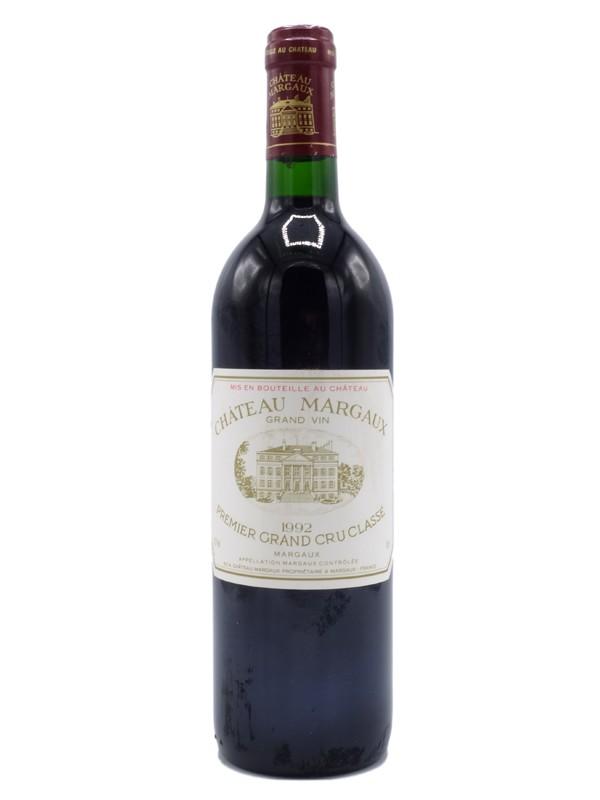 Château Margaux 1992  CBO de 12 bouteilles