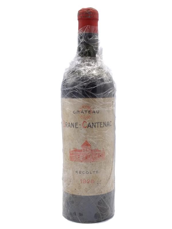 Brane Cantenac  1928  grand cru classé Margaux