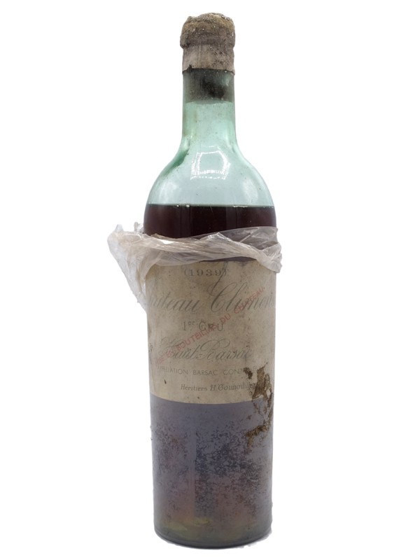 Climens 1939  1er cru Barsac Sauternes