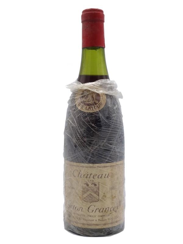 Corton Grancey grand cru Louis Latour  1961
