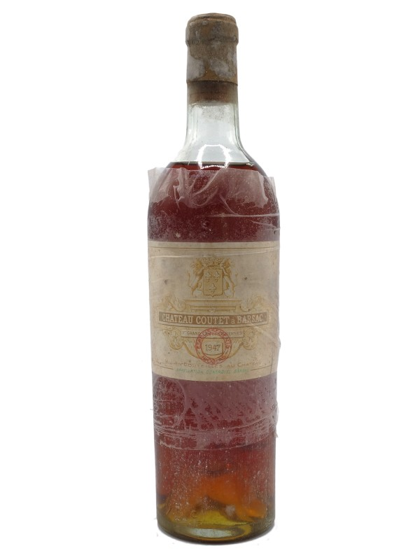 Coutet 1947 1er cru Barsac Sauternes