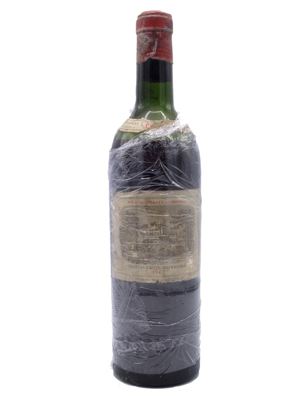 Lafite Rothschild 1962  grand cru classé en 1855
