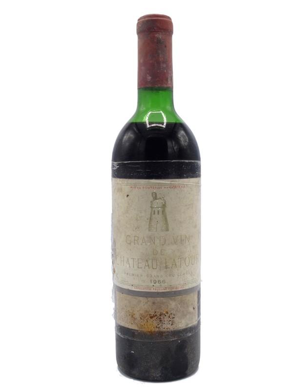 Château Latour 1966    1er grand cru classé en 1855