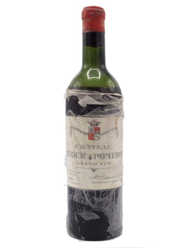 Latour A Pomerol 1955
