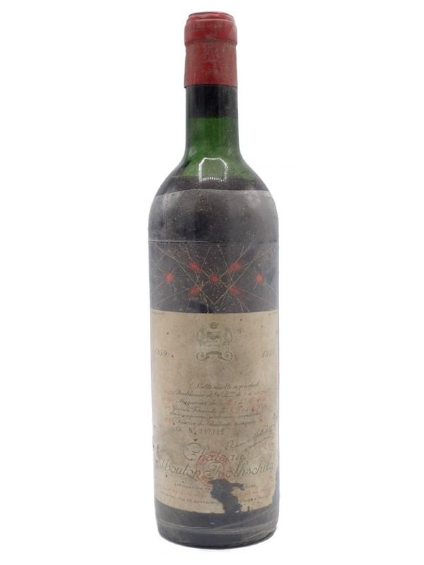 Mouton Rothschild 1959