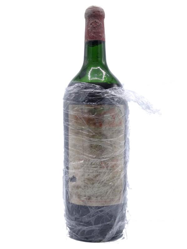 Mouton Rothschild 1963 magnum 150 cl