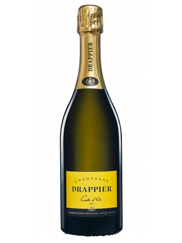 demi bouteille Champagne Drappier carte d'Or