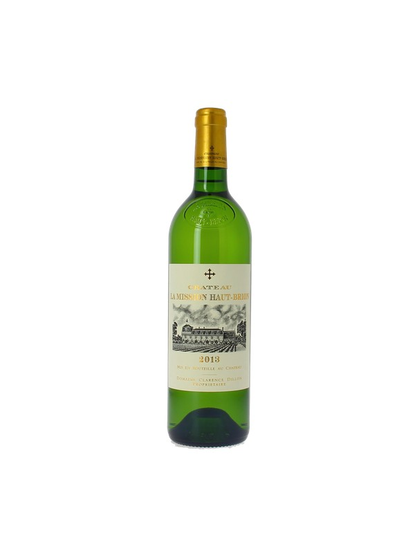 Mission Haut Brion 2016   vin blanc