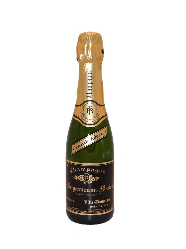 Bergeronneau Marion 1/2 bouteille Grande Réserve