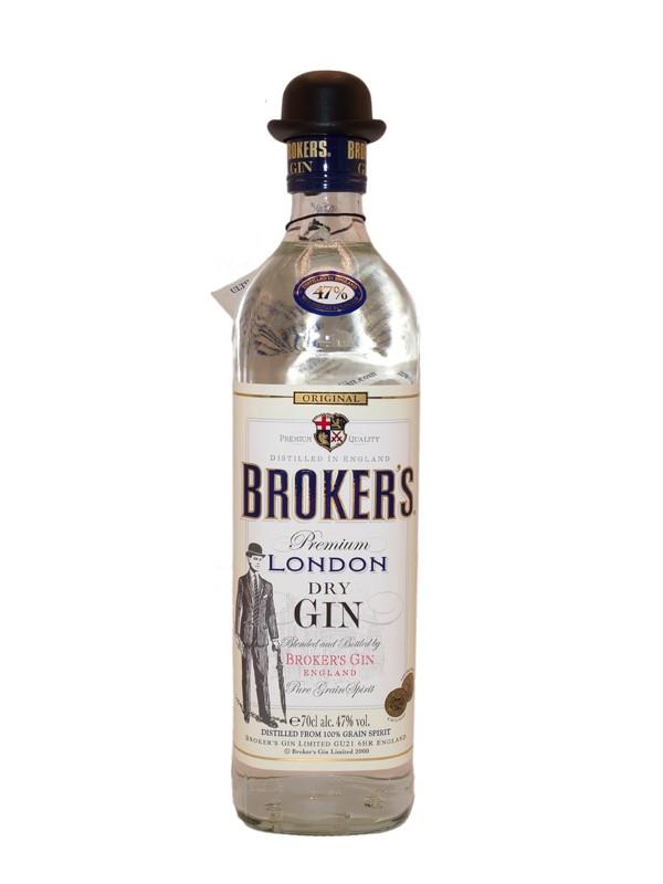Broker's London Dry