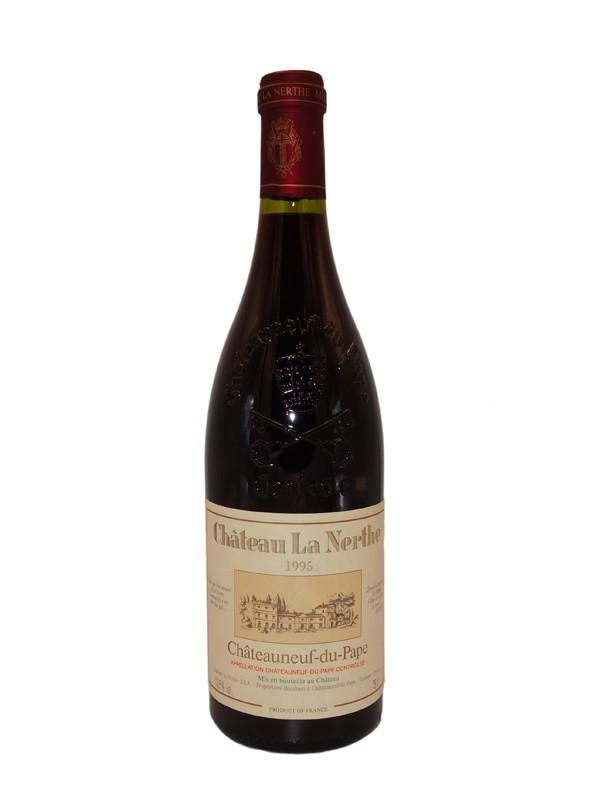 Châteauneuf du pape La Nerthe 1995