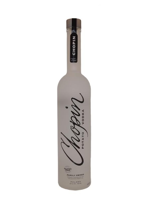 Vodka Pologne Chopin Potato