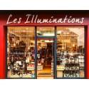 """Les illuminations Vin sur Vin la Cave à Millésimes             """" Vintage 08"""""""